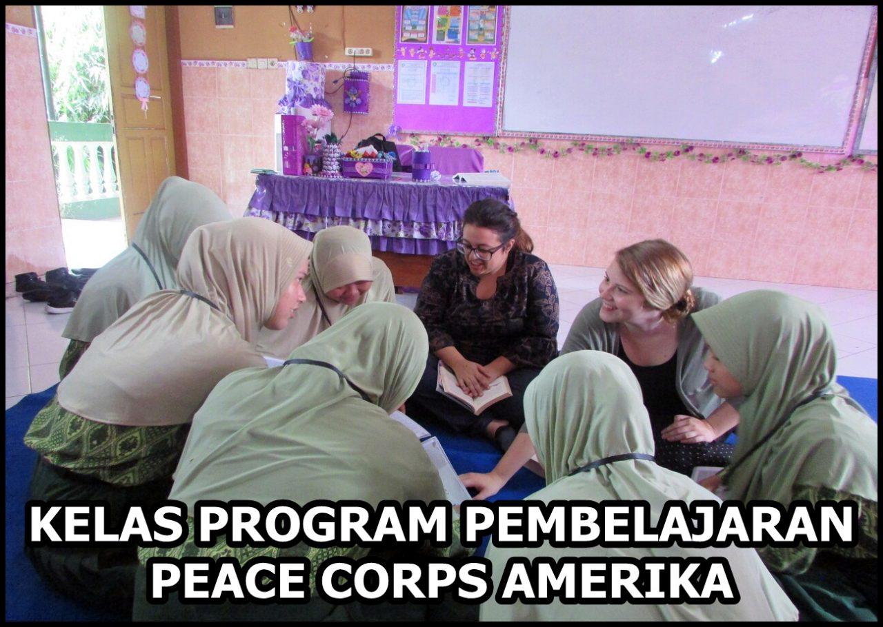KELAS PROGRAM PEACE CORPS AMERIKA 3